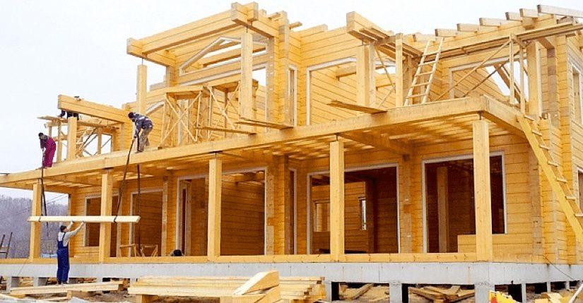 строительство домов руза