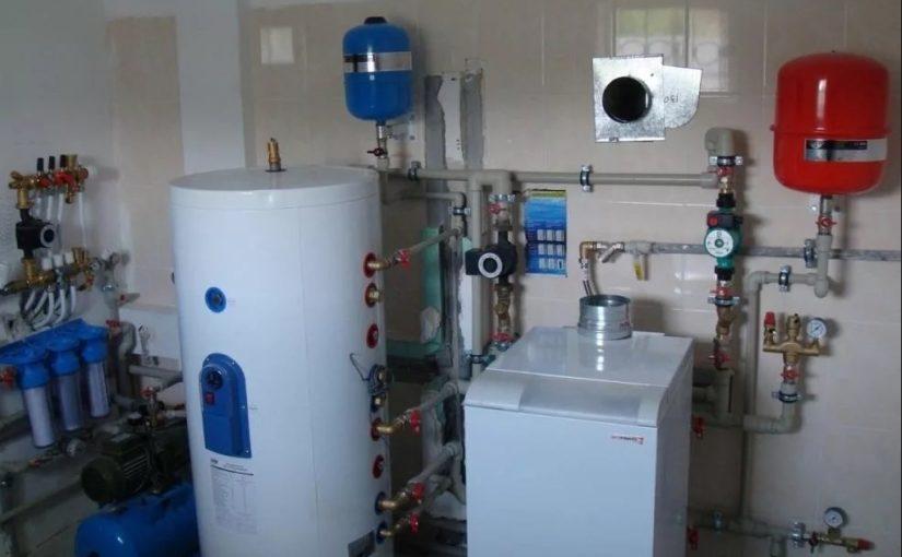 отопление и канализация в Рузе